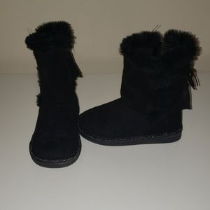 GUC Toddler Girl Size 8 Boots
